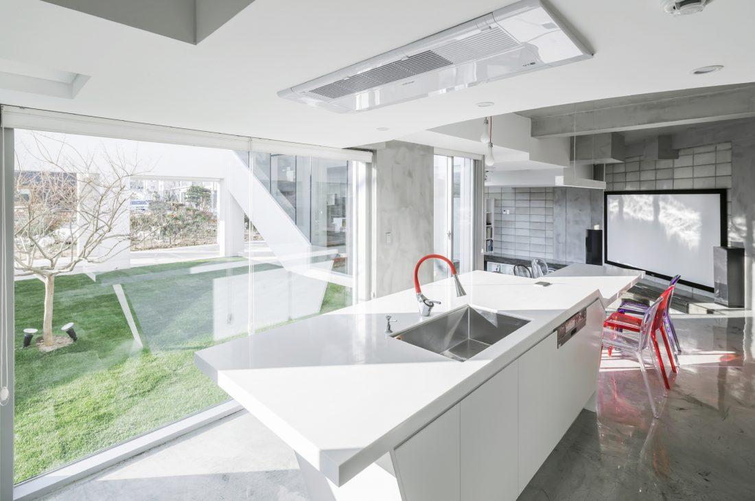 Летающий дом от студии IROJE KHM Architects 17