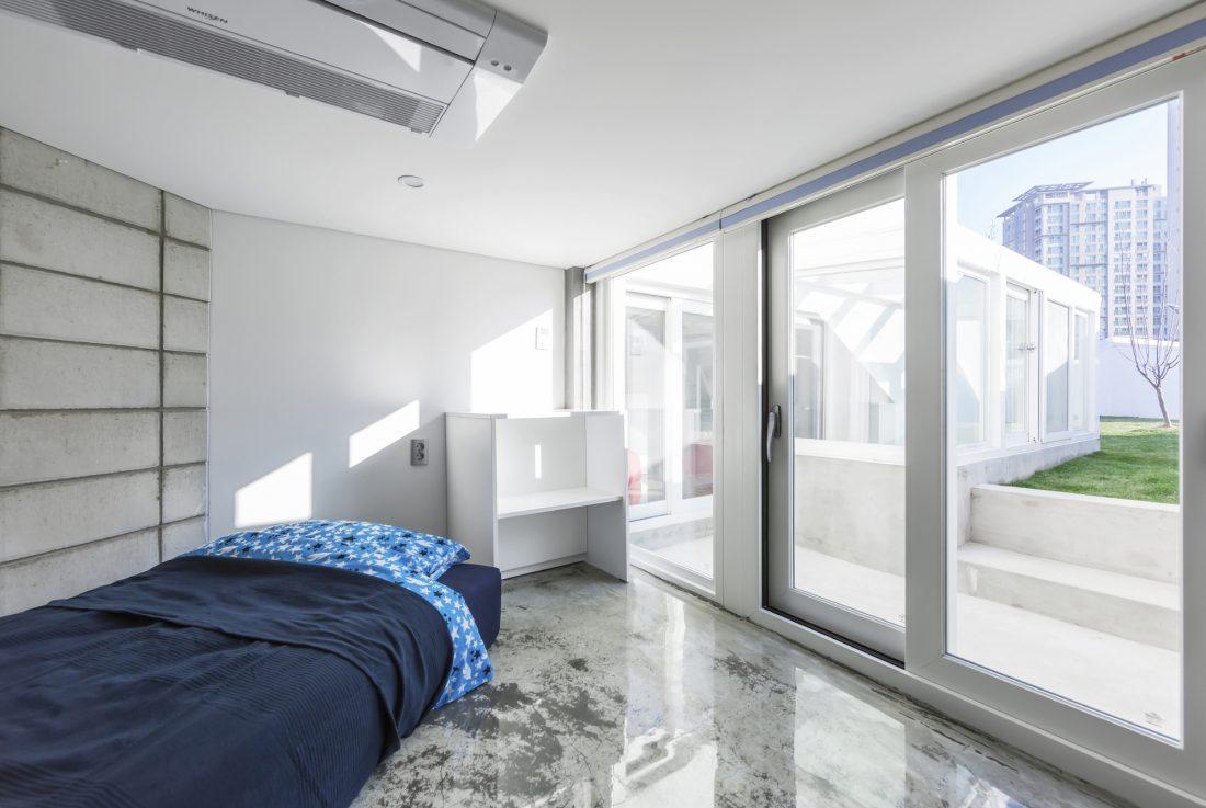 Летающий дом от студии IROJE KHM Architects 20