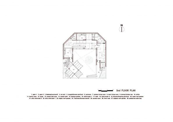 Летающий дом от студии IROJE KHM Architects 25