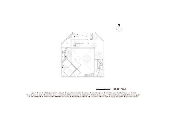 Летающий дом от студии IROJE KHM Architects 27