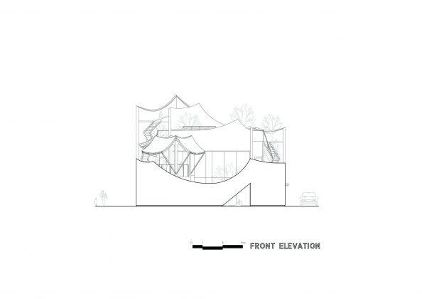 Летающий дом от студии IROJE KHM Architects 28