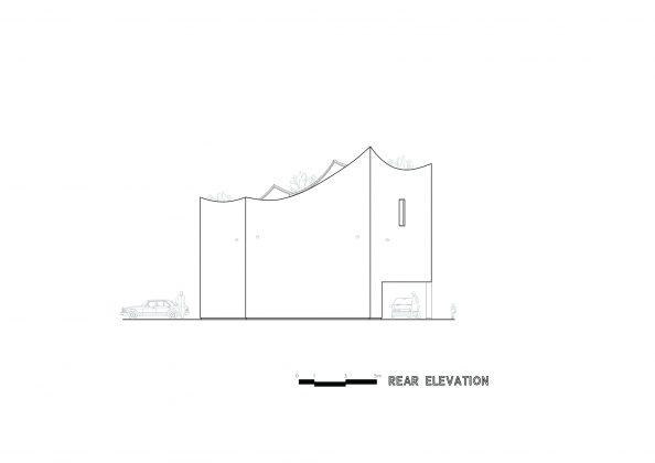 Летающий дом от студии IROJE KHM Architects 30