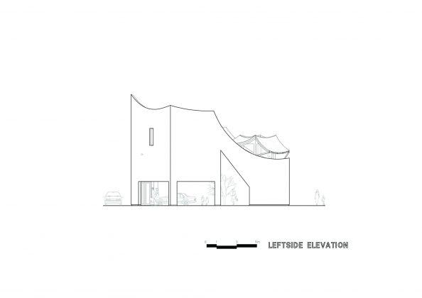Летающий дом от студии IROJE KHM Architects 31