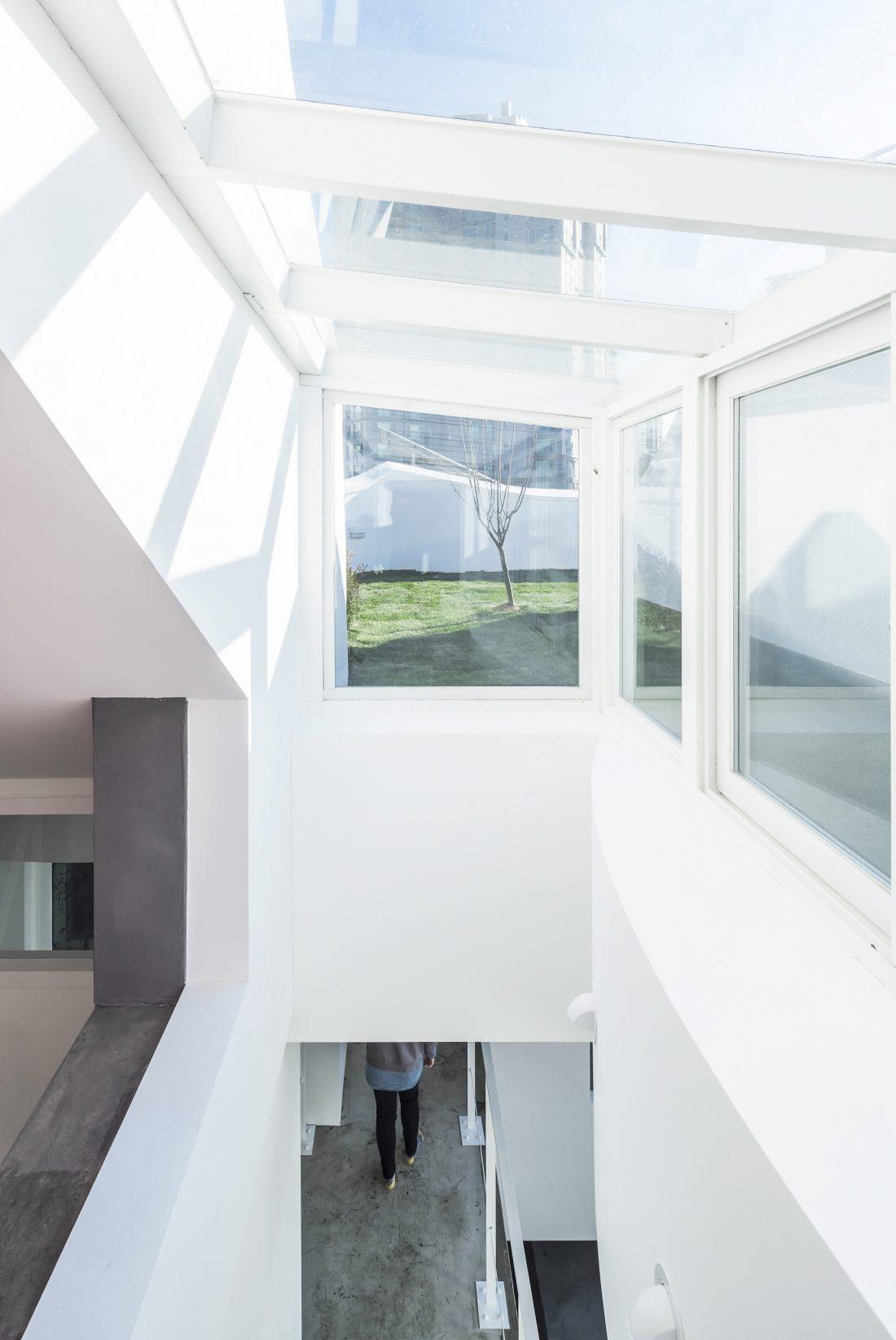 Летающий дом от студии IROJE KHM Architects 6
