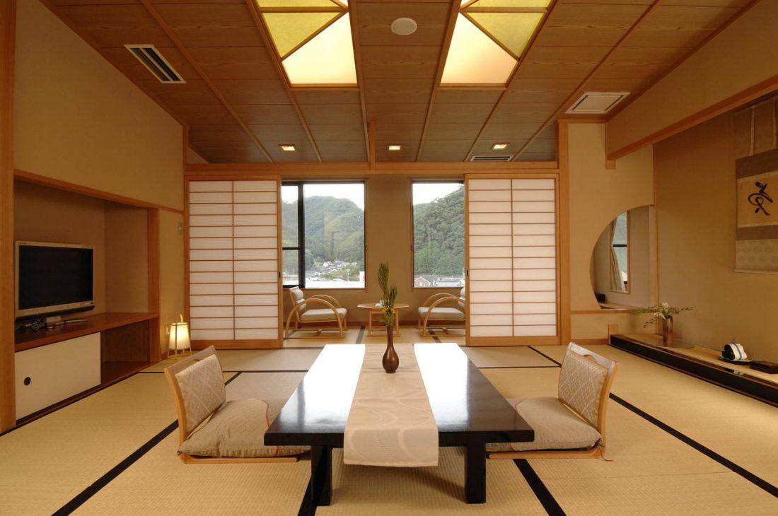 Мебель в японском стиле 11