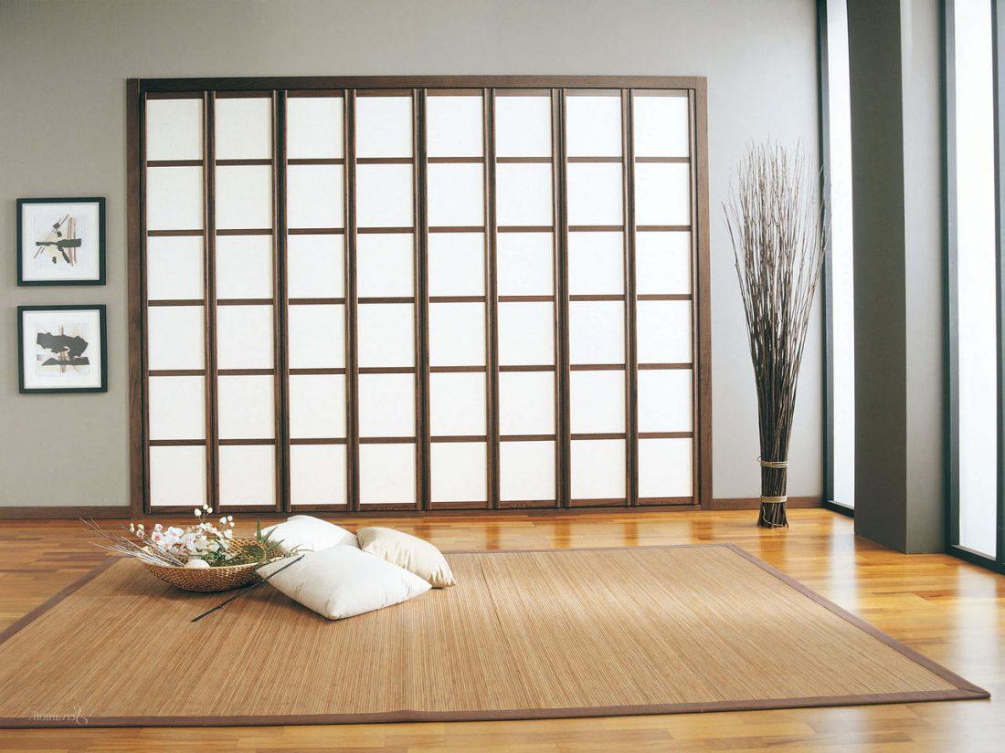 Мебель в японском стиле 12