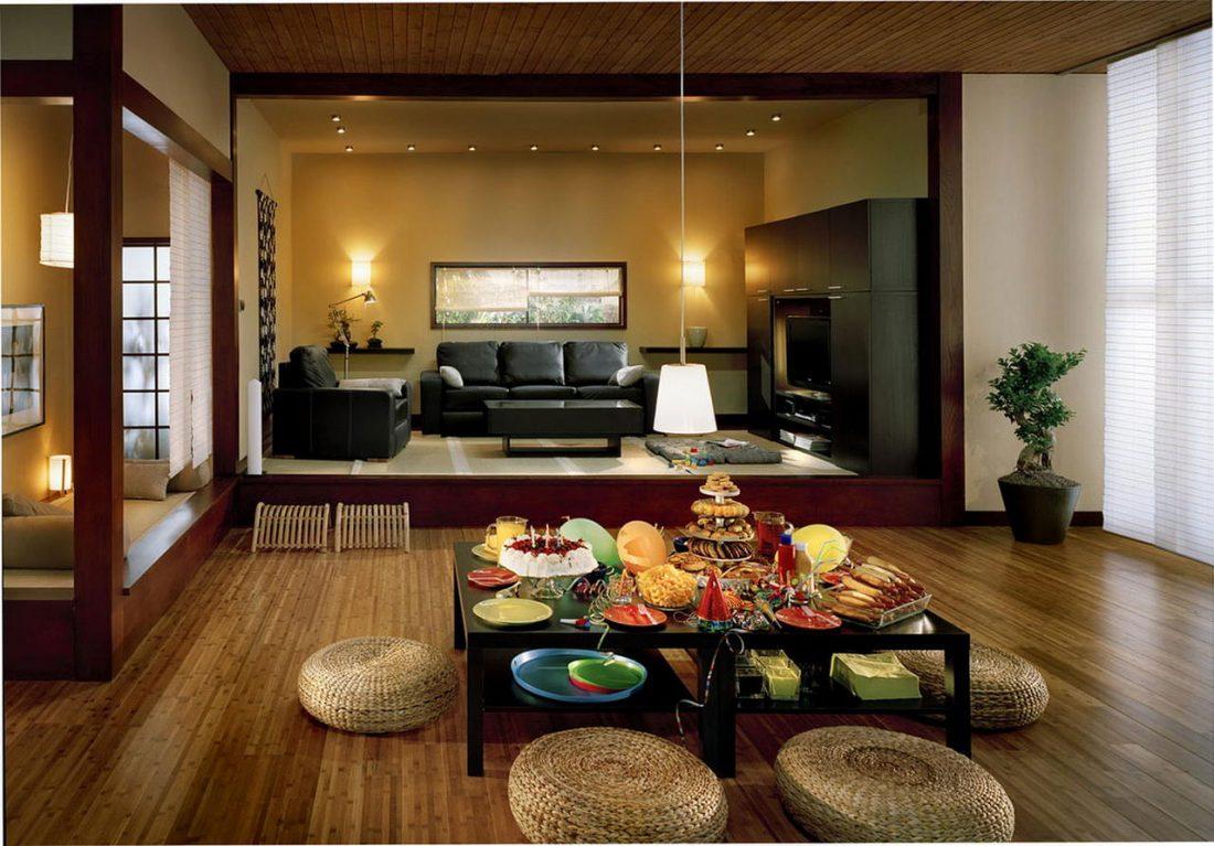 Мебель в японском стиле 13