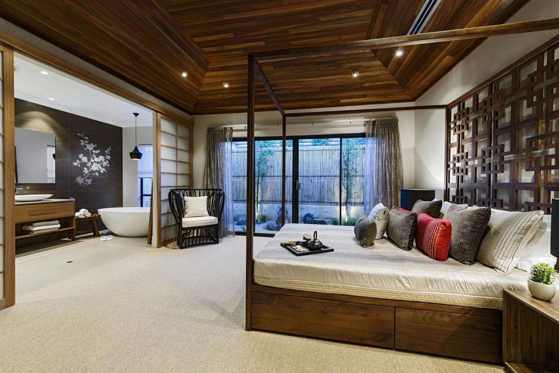Мебель в японском стиле 14