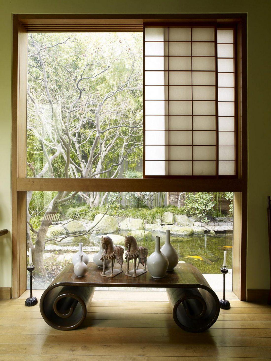 Мебель в японском стиле 15