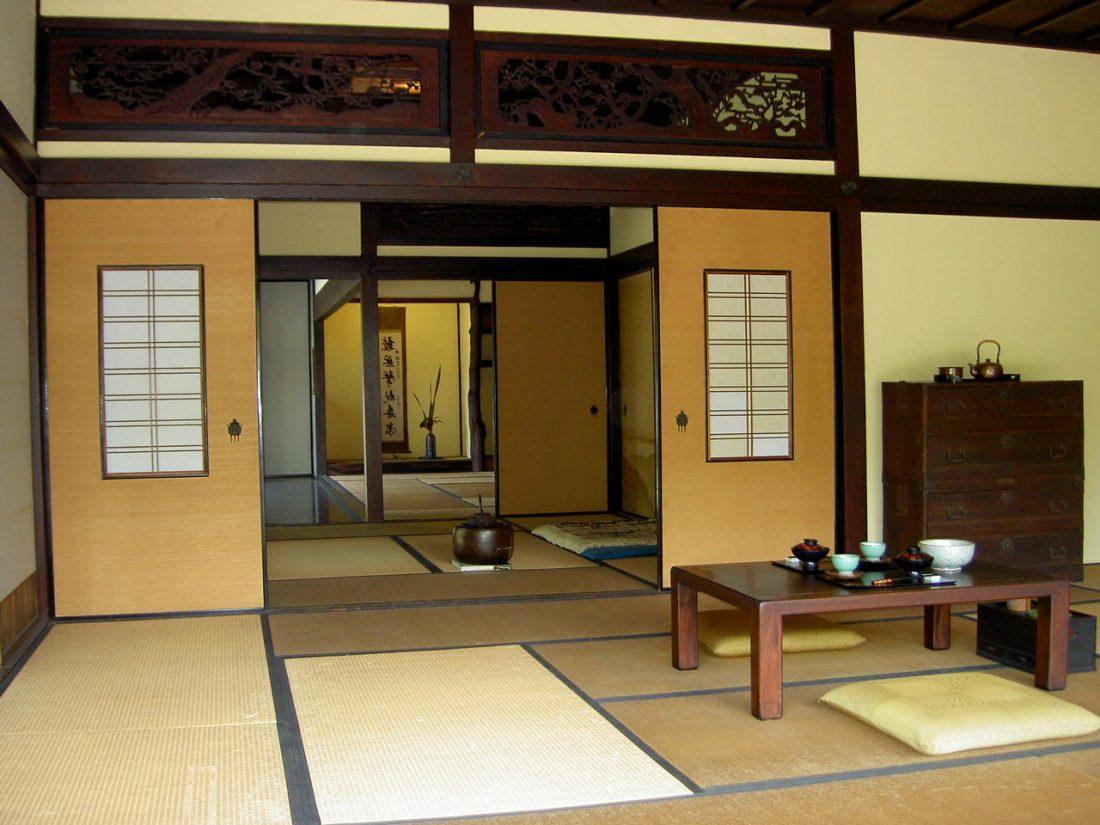 Мебель в японском стиле 2