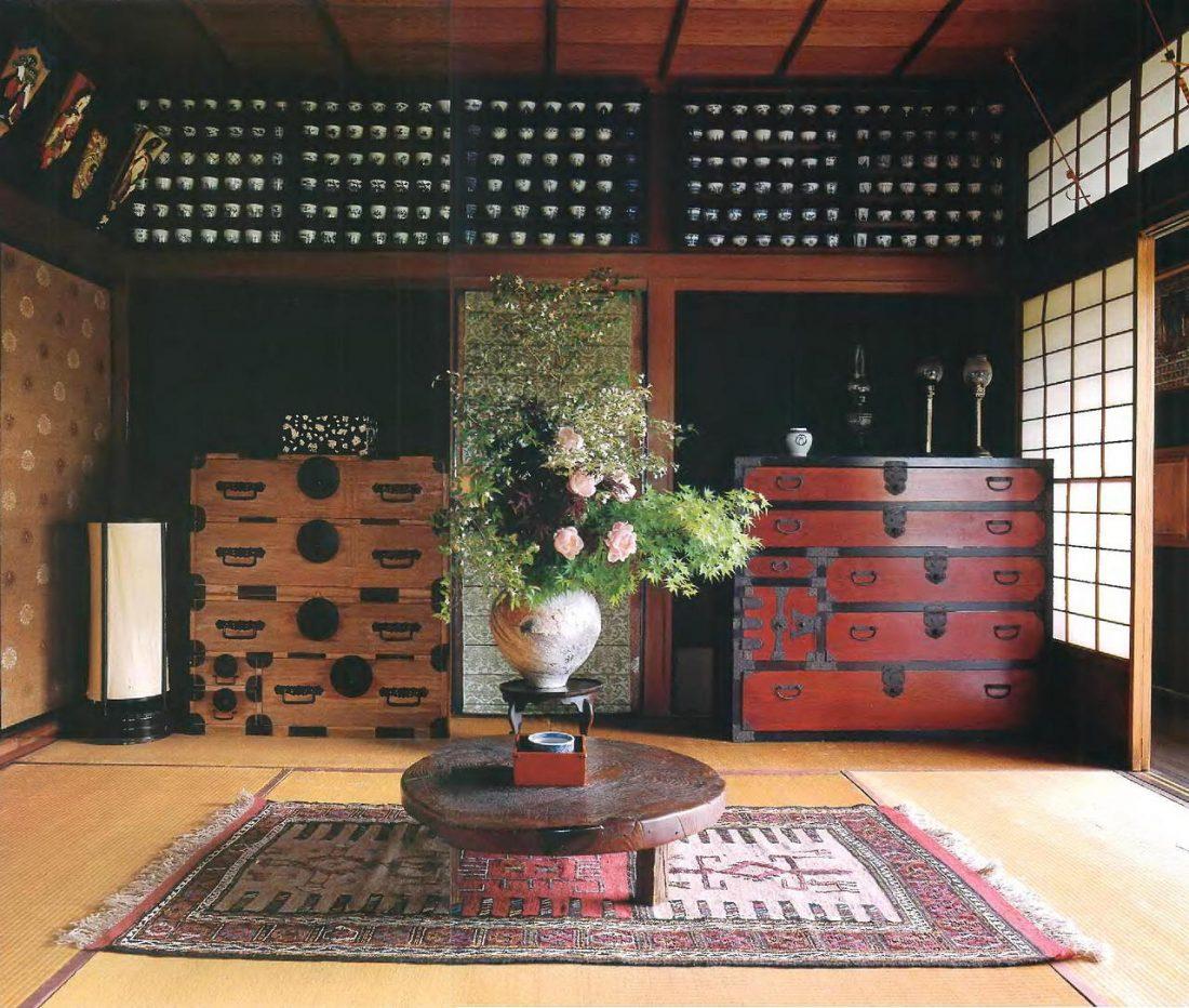 Мебель в японском стиле 4