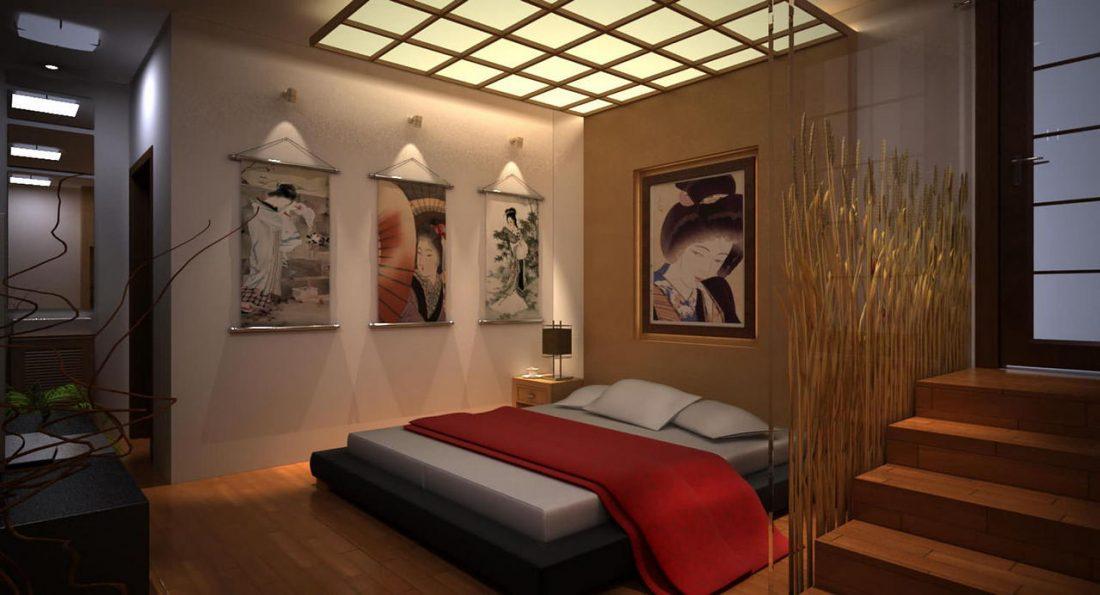 Мебель в японском стиле 8
