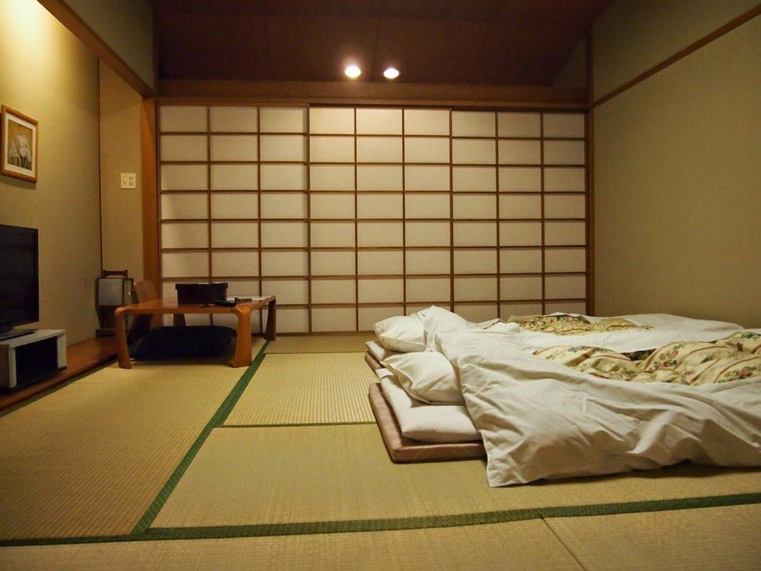 Мебель в японском стиле 9