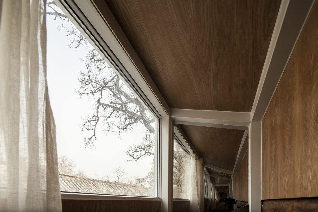 Обновление дома в Пекине по проекту студии OEU-ChaO 13