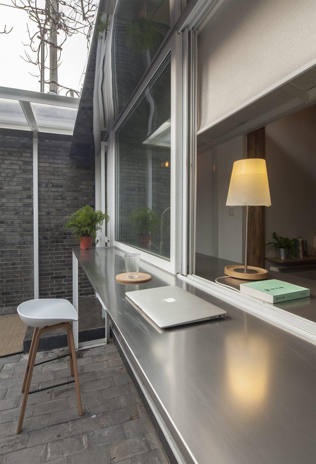 Обновление дома в Пекине по проекту студии OEU-ChaO 16