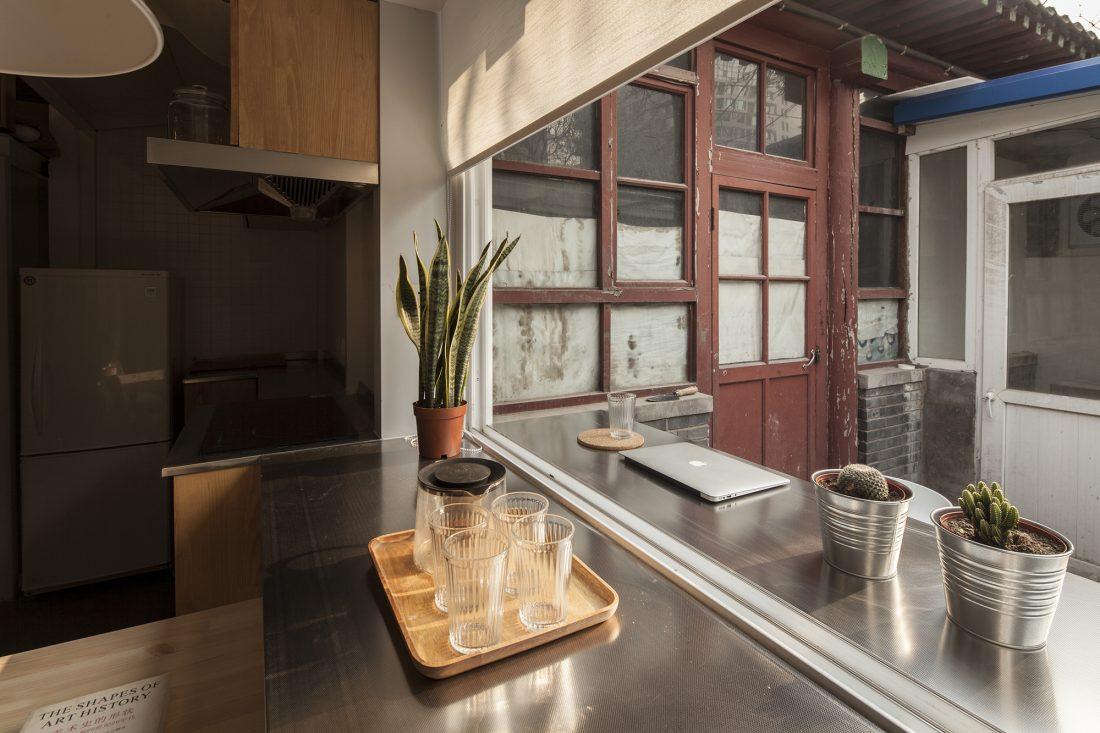 Обновление дома в Пекине по проекту студии OEU-ChaO 17