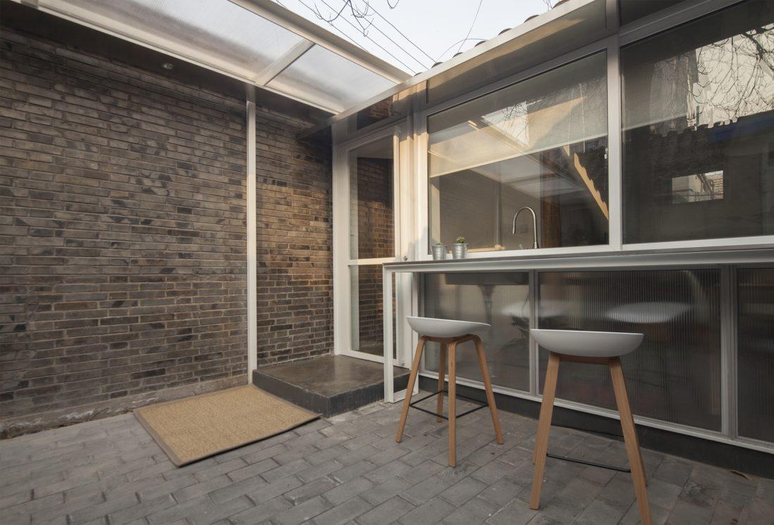 Обновление дома в Пекине по проекту студии OEU-ChaO 19