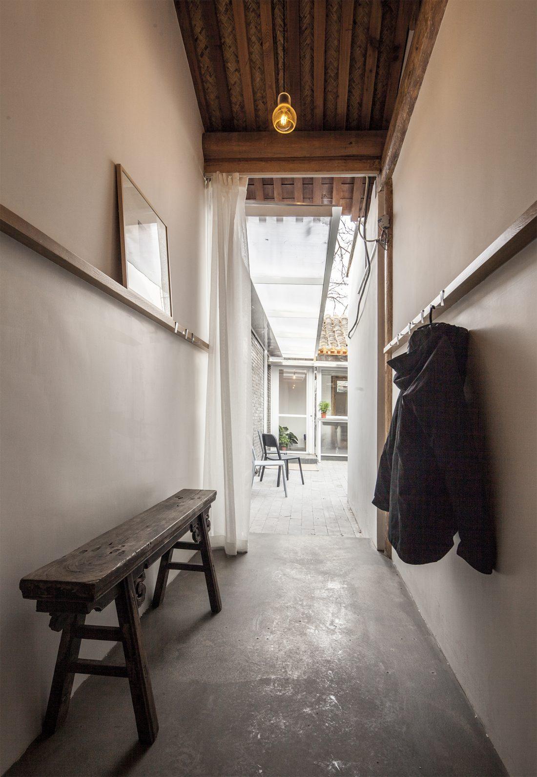 Обновление дома в Пекине по проекту студии OEU-ChaO 2