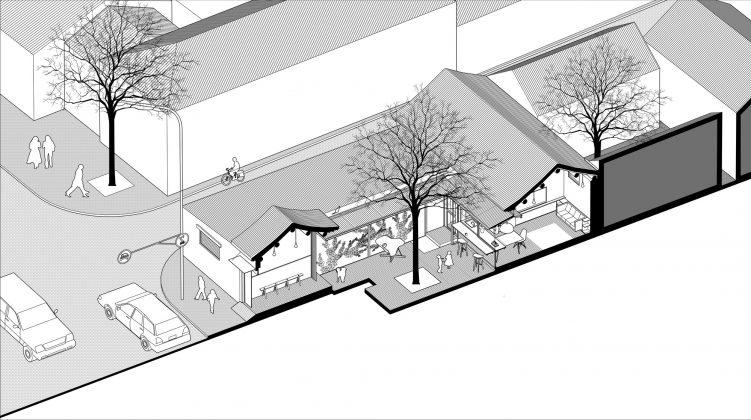 Обновление дома в Пекине по проекту студии OEU-ChaO 23