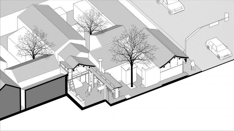 Обновление дома в Пекине по проекту студии OEU-ChaO 24