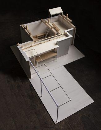 Обновление дома в Пекине по проекту студии OEU-ChaO 25