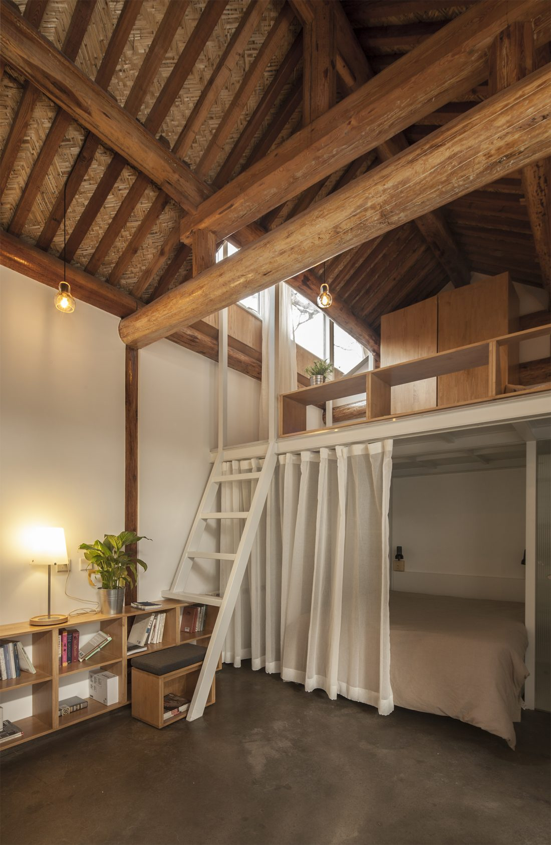 Обновление дома в Пекине по проекту студии OEU-ChaO 7
