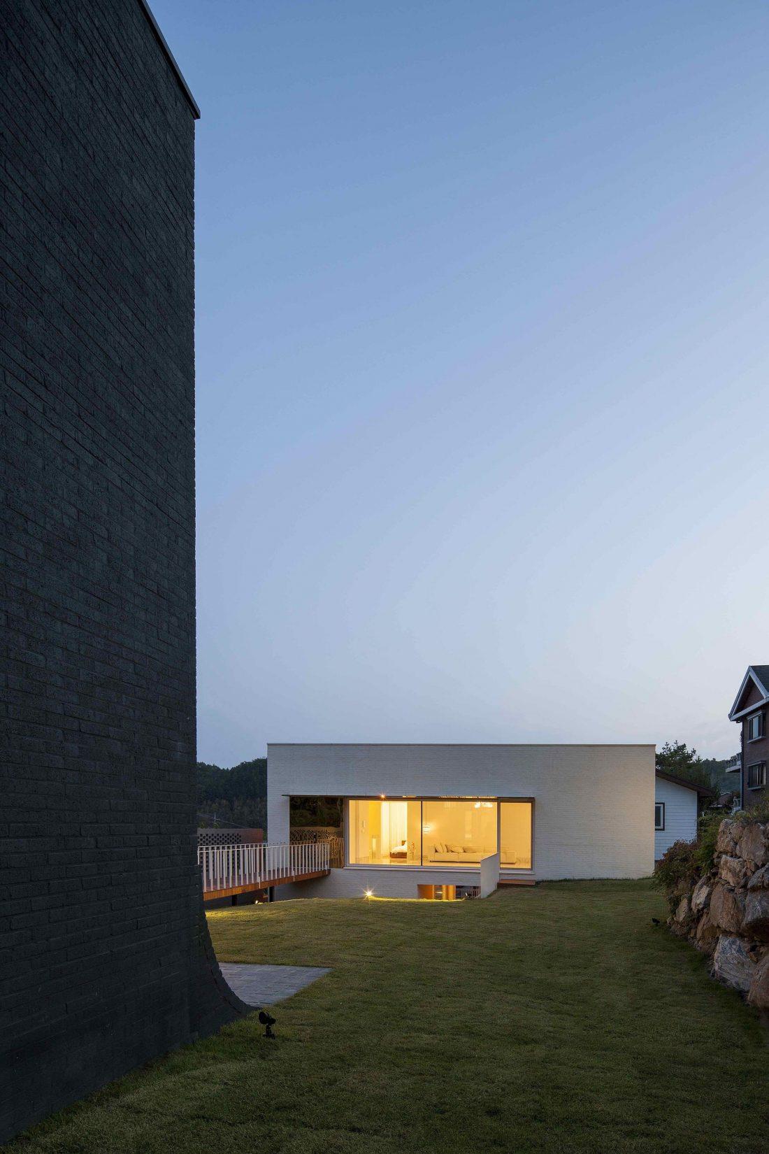 Проект B-house в Южной Корее от студии 100 A associates 2
