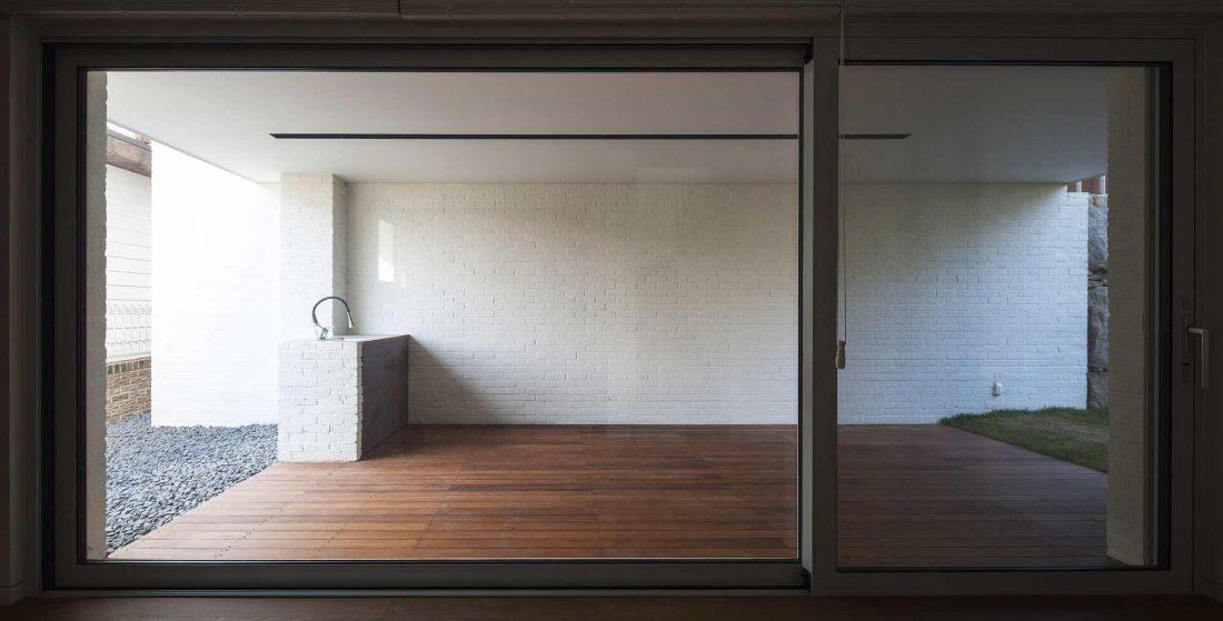 Проект B-house в Южной Корее от студии 100 A associates 29