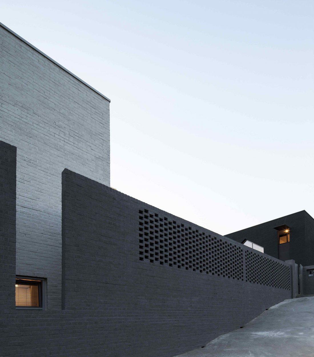 Проект B-house в Южной Корее от студии 100 A associates 4
