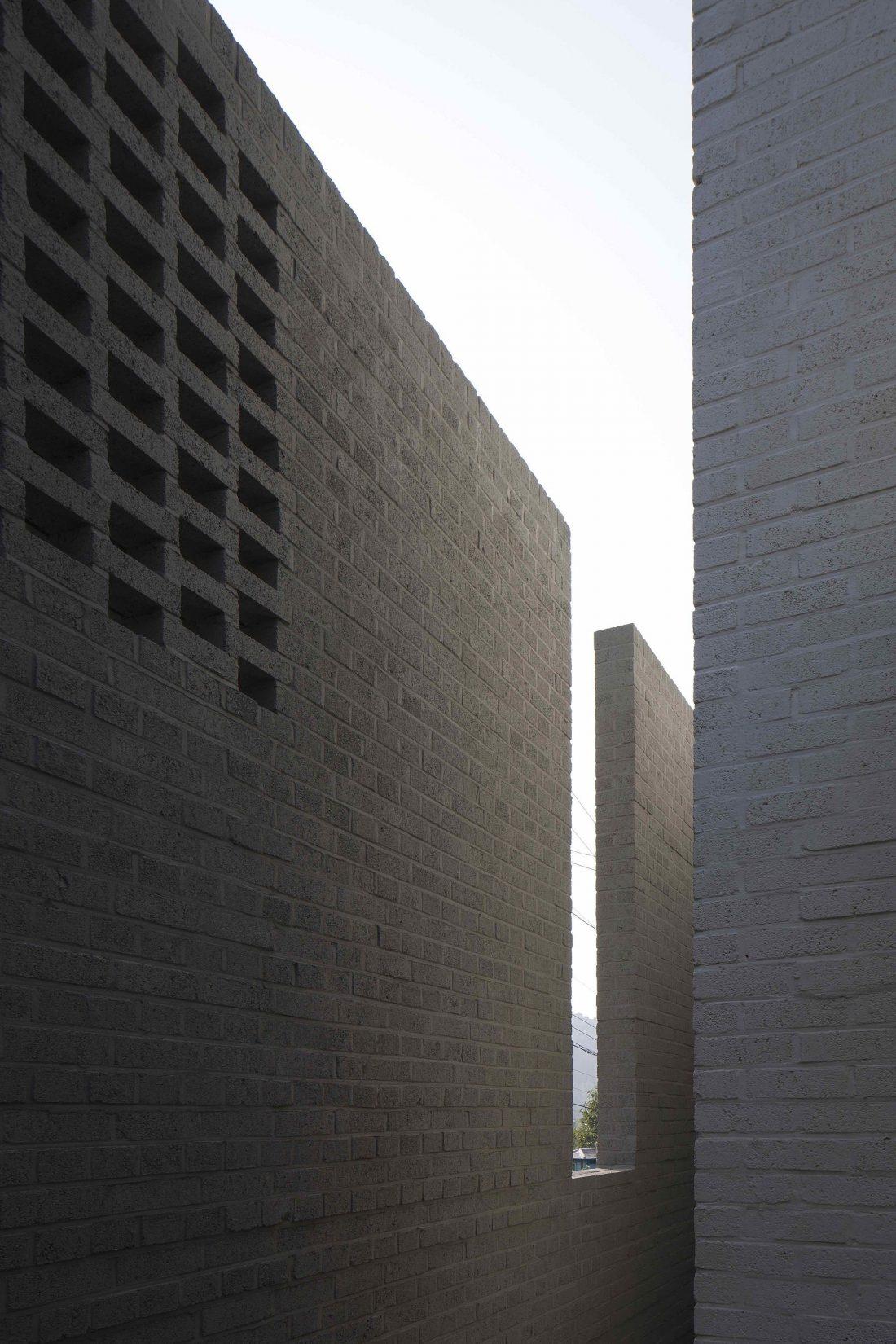 Проект B-house в Южной Корее от студии 100 A associates 9