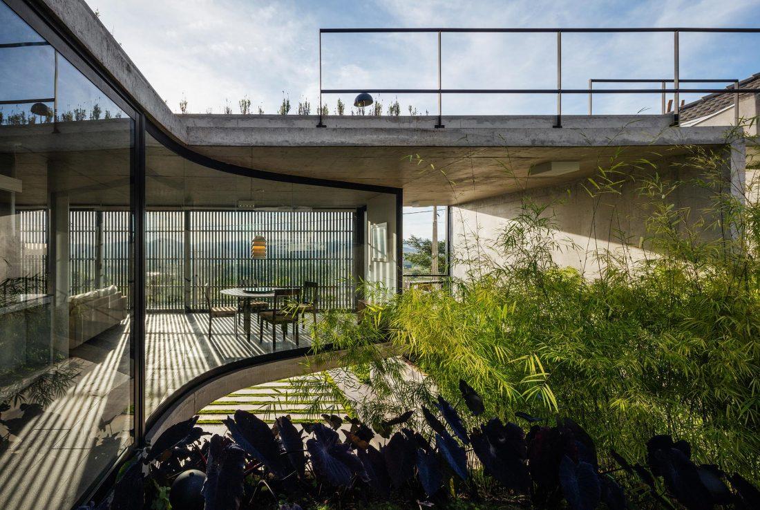 Проект LEnS House от студии Obra Arquitetos 1