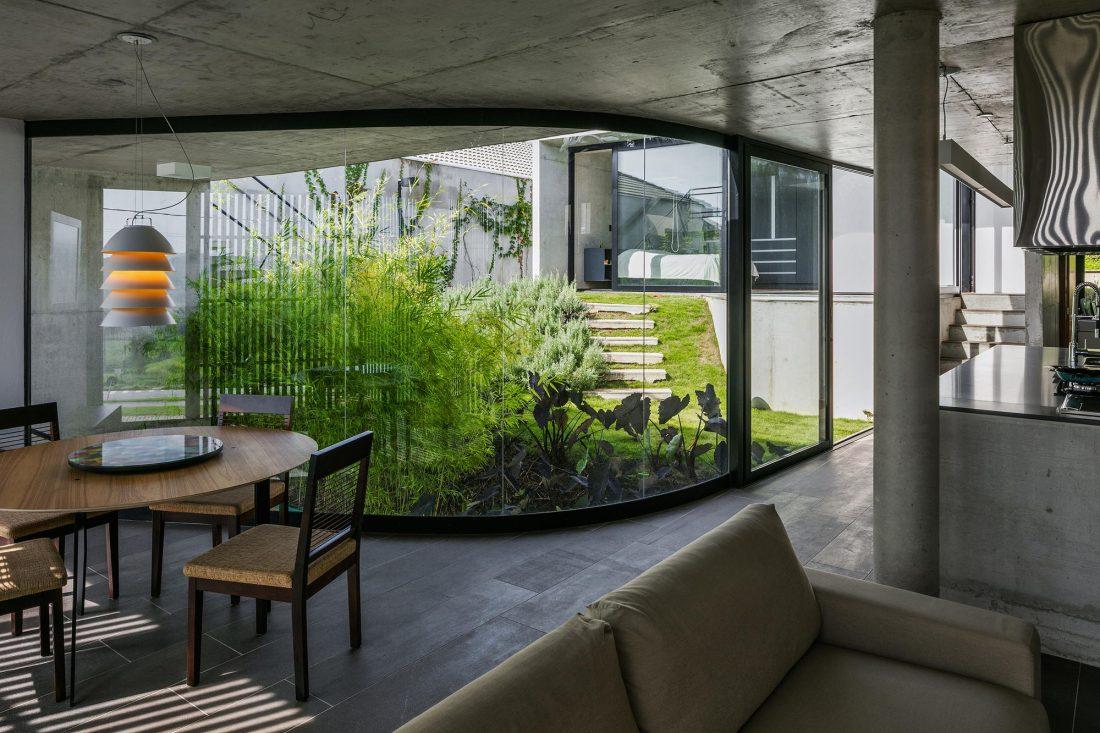 Проект LEnS House от студии Obra Arquitetos 11