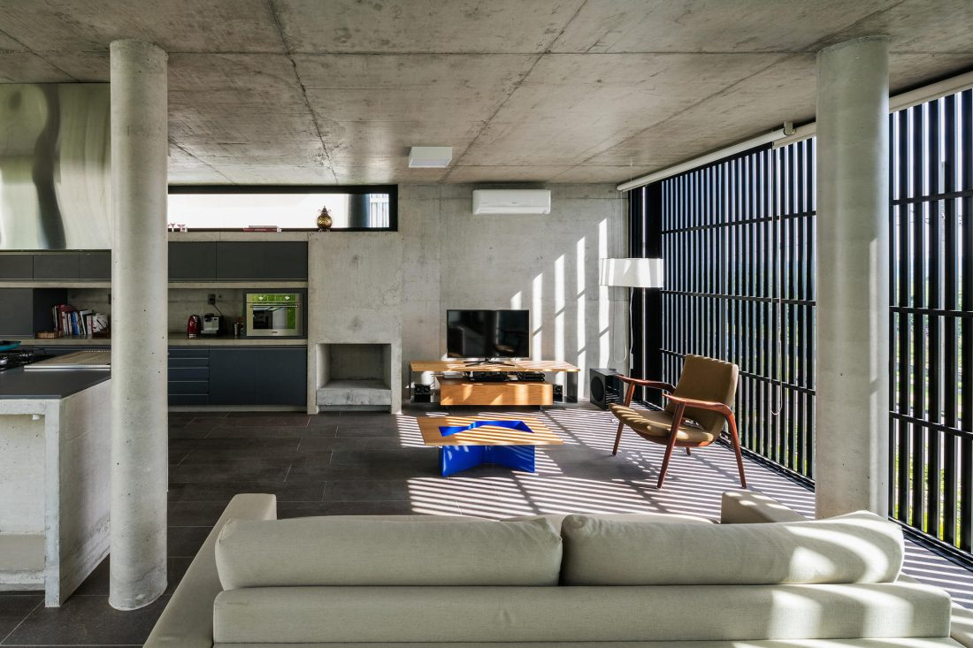 Проект LEnS House от студии Obra Arquitetos 14