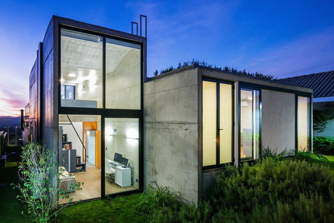 Проект LEnS House от студии Obra Arquitetos 18