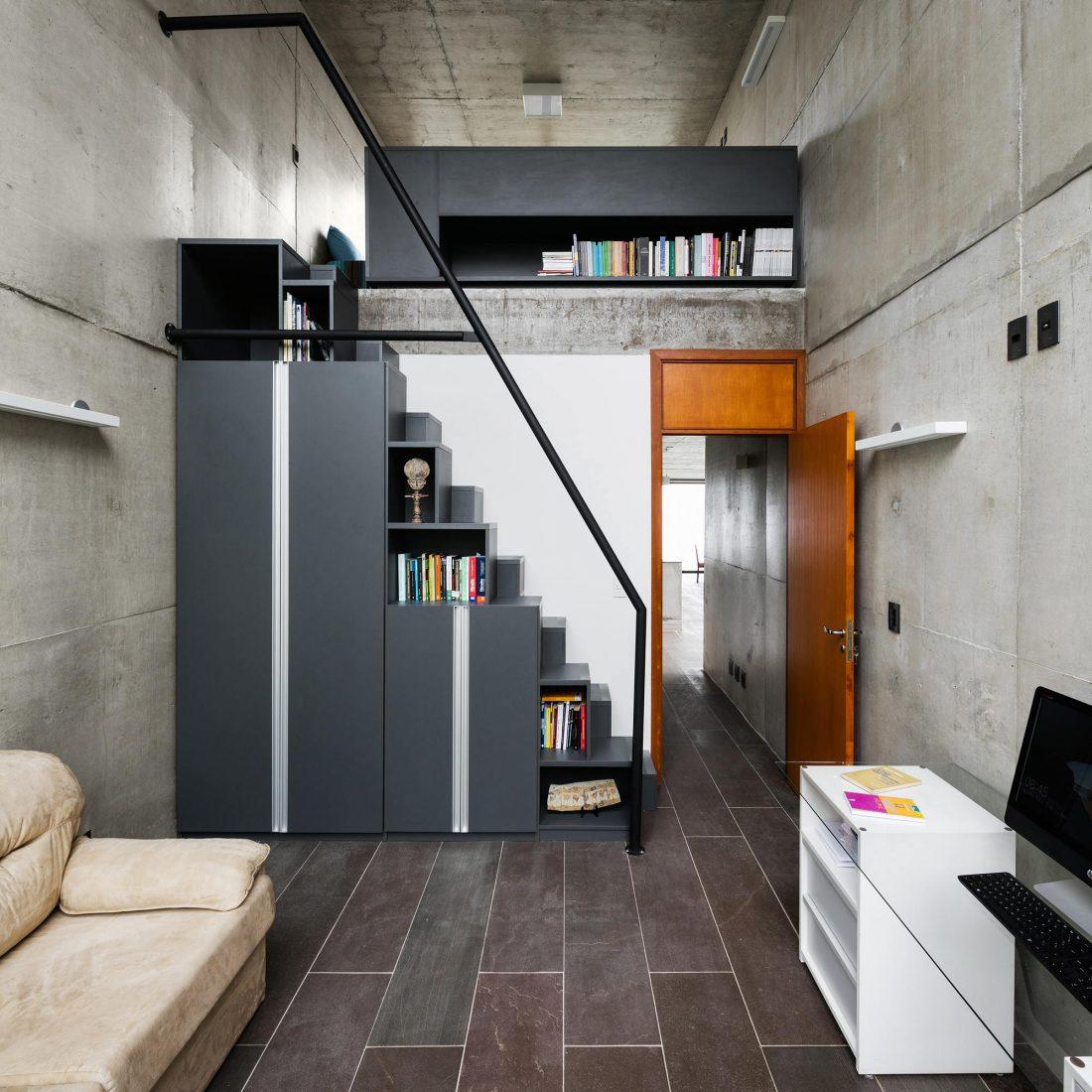 Проект LEnS House от студии Obra Arquitetos 2