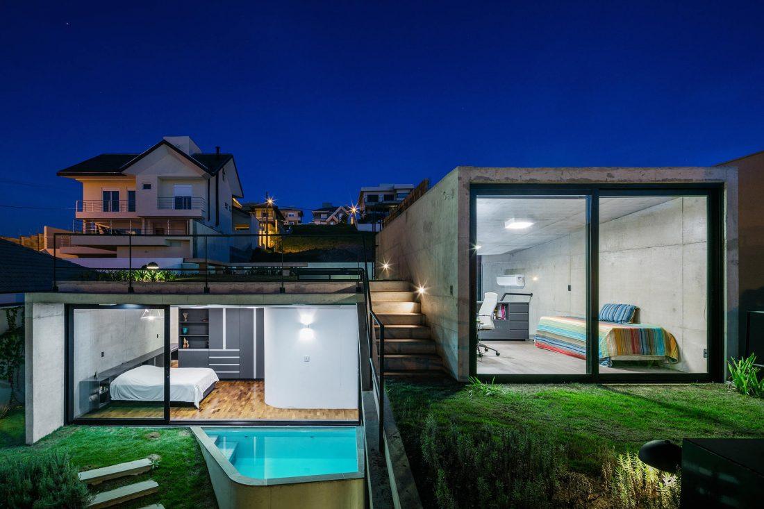 Проект LEnS House от студии Obra Arquitetos 4