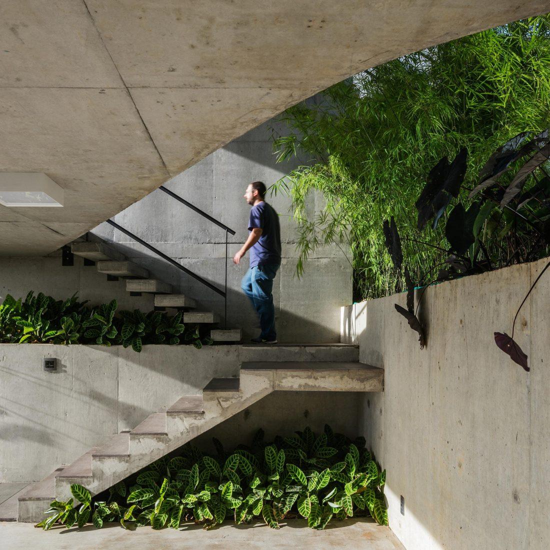 Проект LEnS House от студии Obra Arquitetos 5