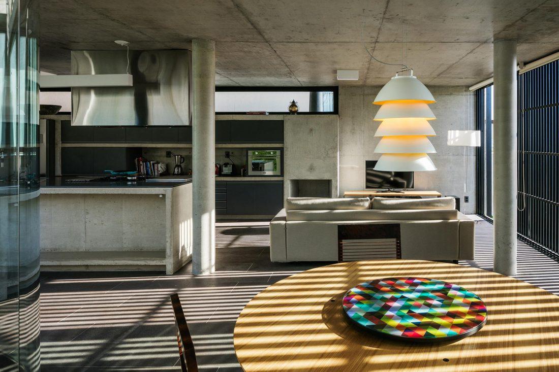 Проект LEnS House от студии Obra Arquitetos 8