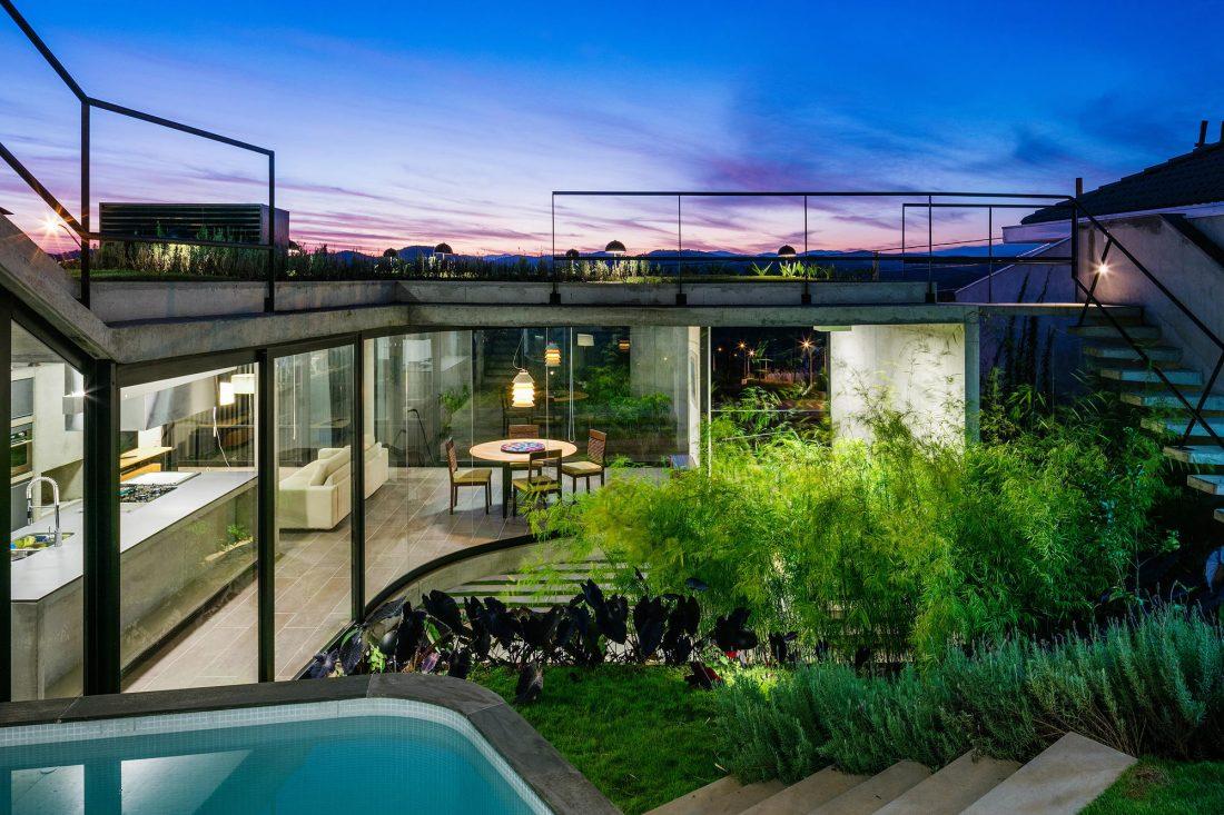 Проект LEnS House от студии Obra Arquitetos 9