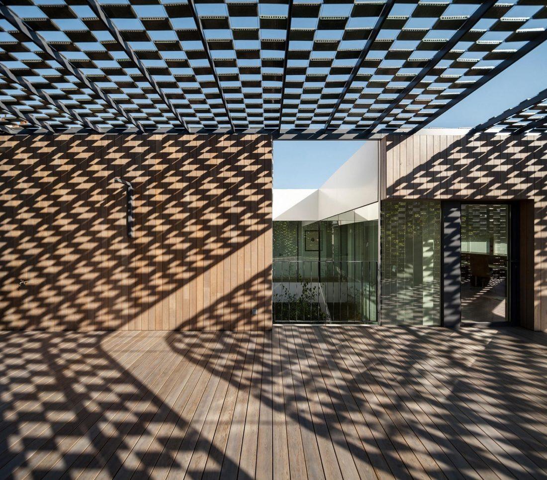 Проект TR House в Барселоне от студии PMMT 1