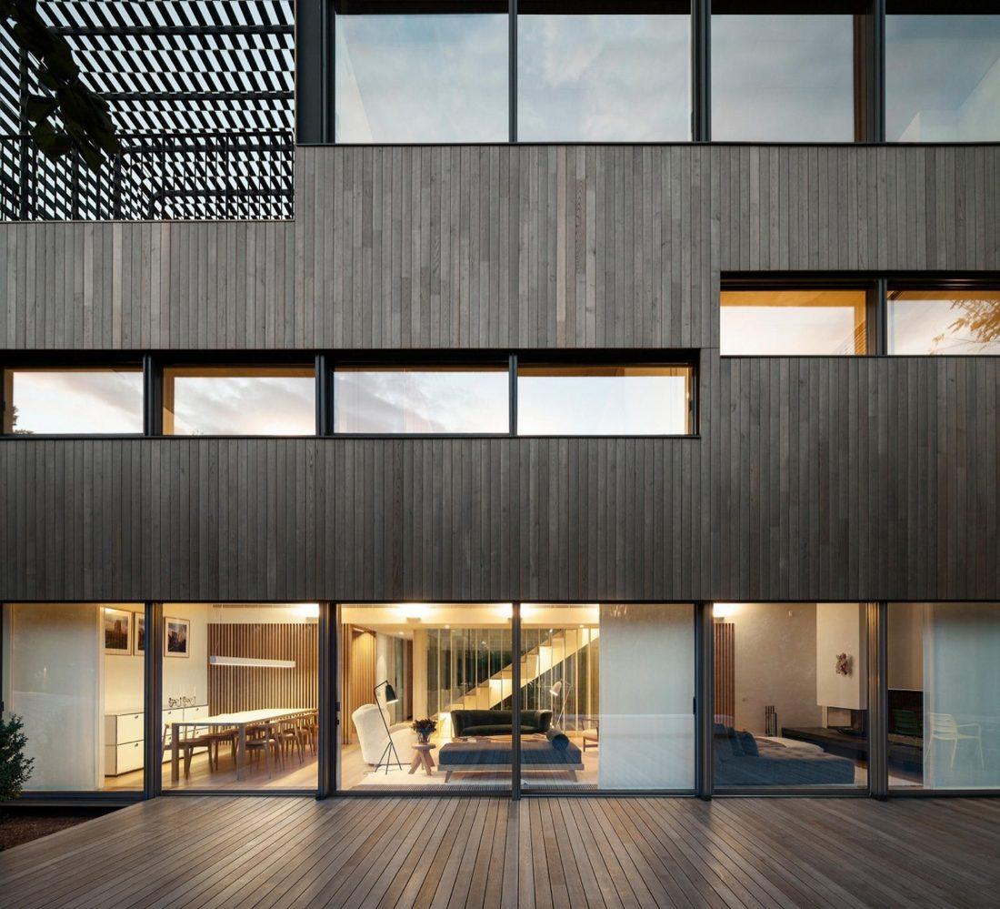 Проект TR House в Барселоне от студии PMMT 10