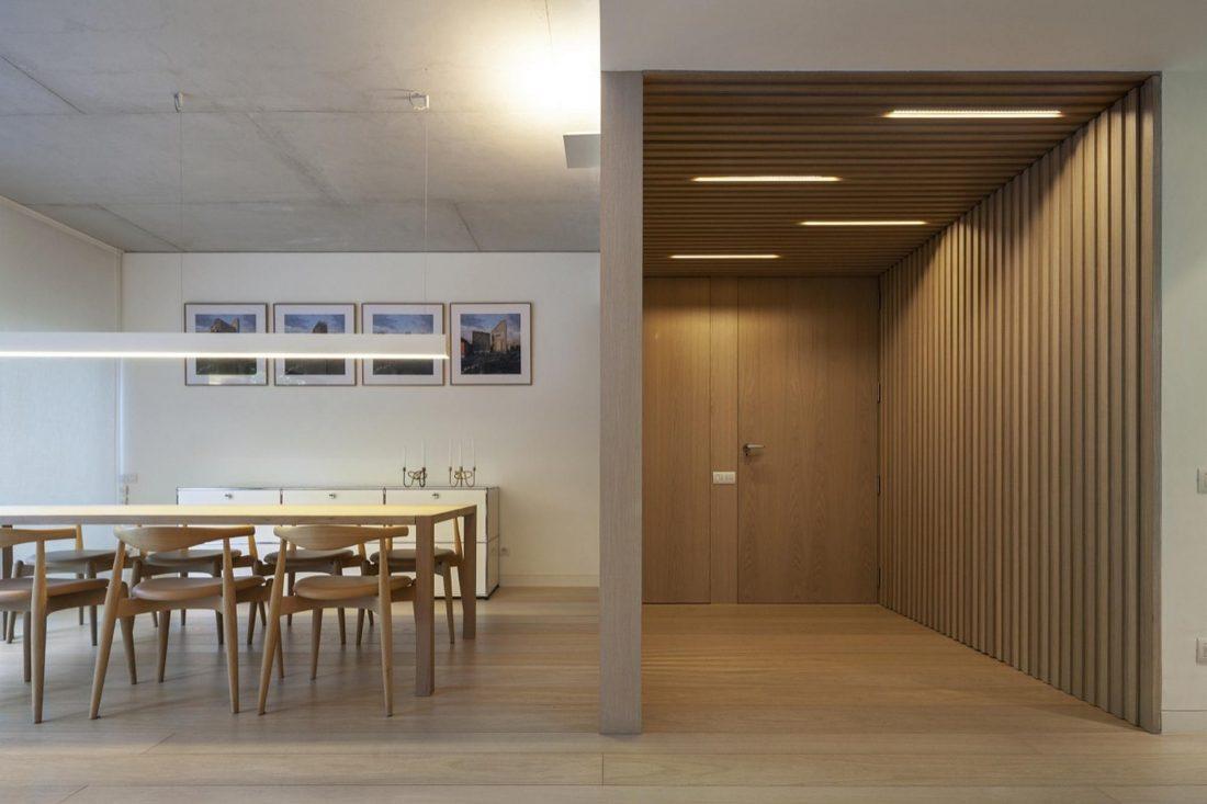 Проект TR House в Барселоне от студии PMMT 11