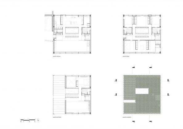 Проект TR House в Барселоне от студии PMMT 17