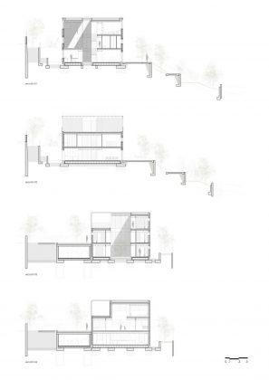 Проект TR House в Барселоне от студии PMMT 18