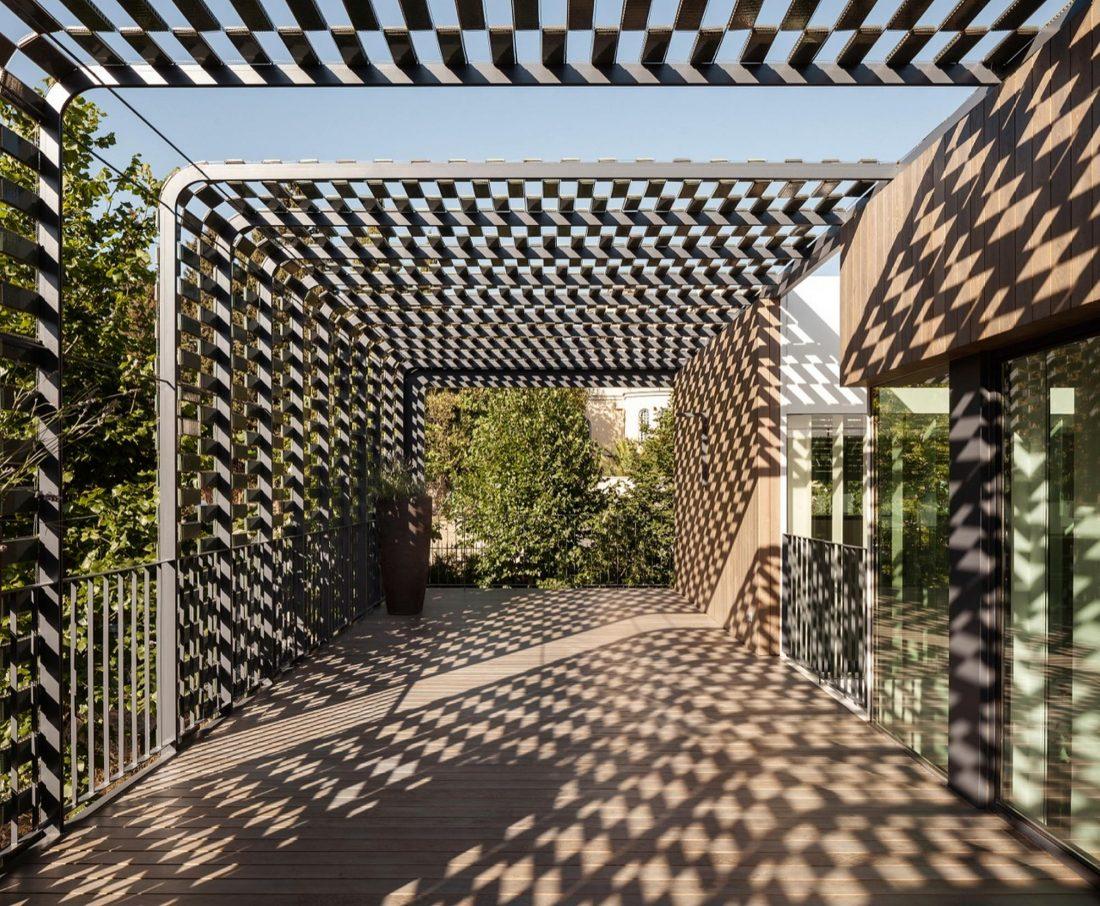 Проект TR House в Барселоне от студии PMMT 3