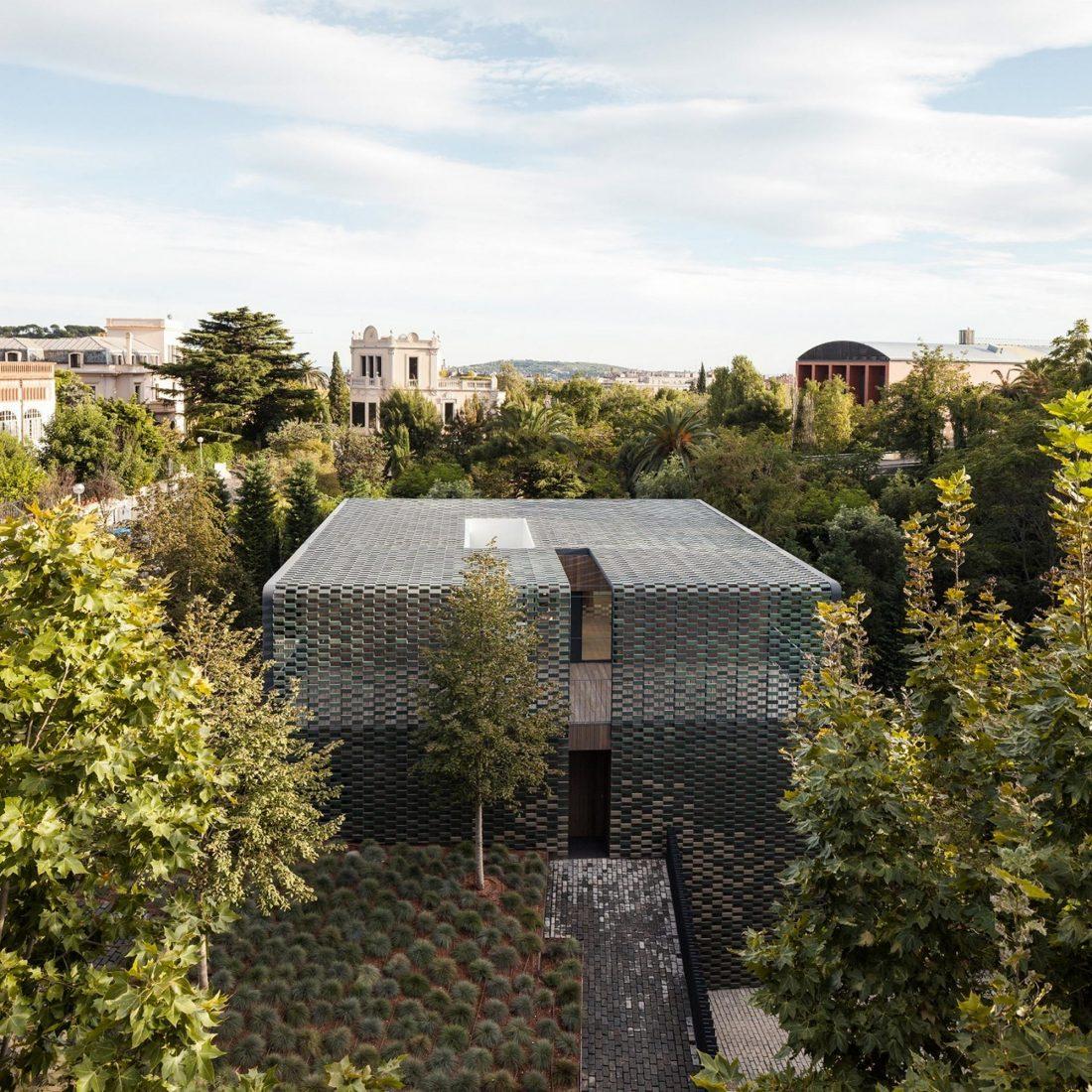 Проект TR House в Барселоне от студии PMMT 4