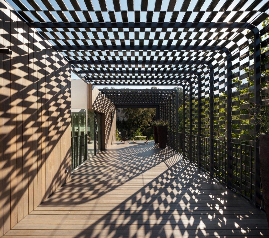 Проект TR House в Барселоне от студии PMMT 6