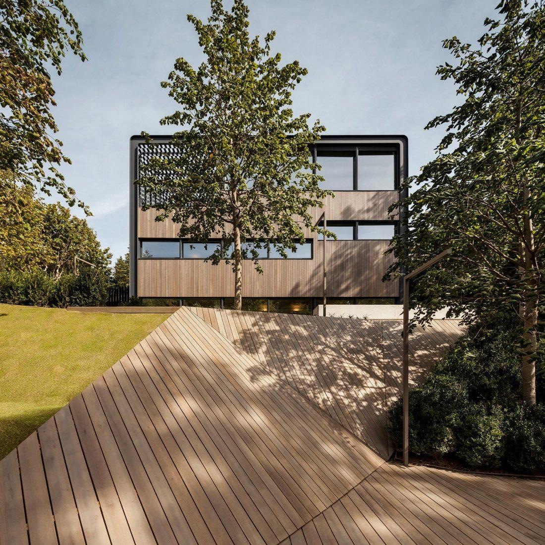 Проект TR House в Барселоне от студии PMMT 7