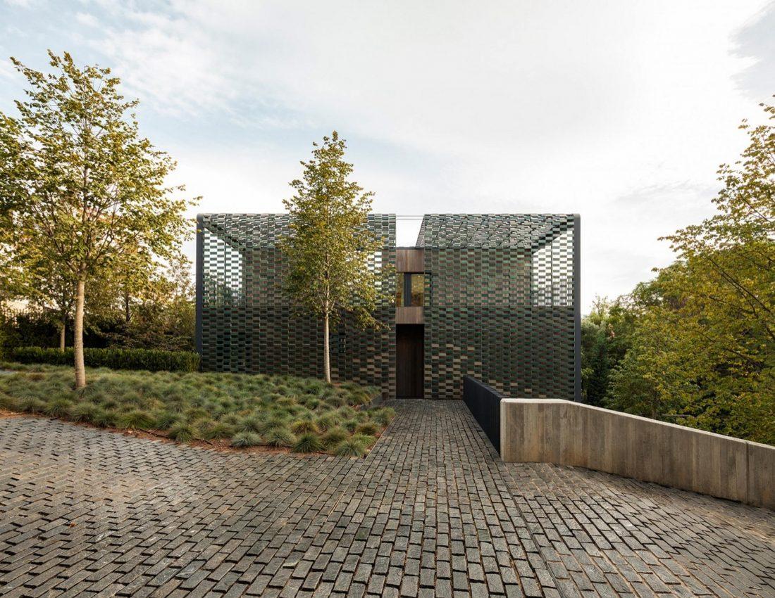 Проект TR House в Барселоне от студии PMMT 9