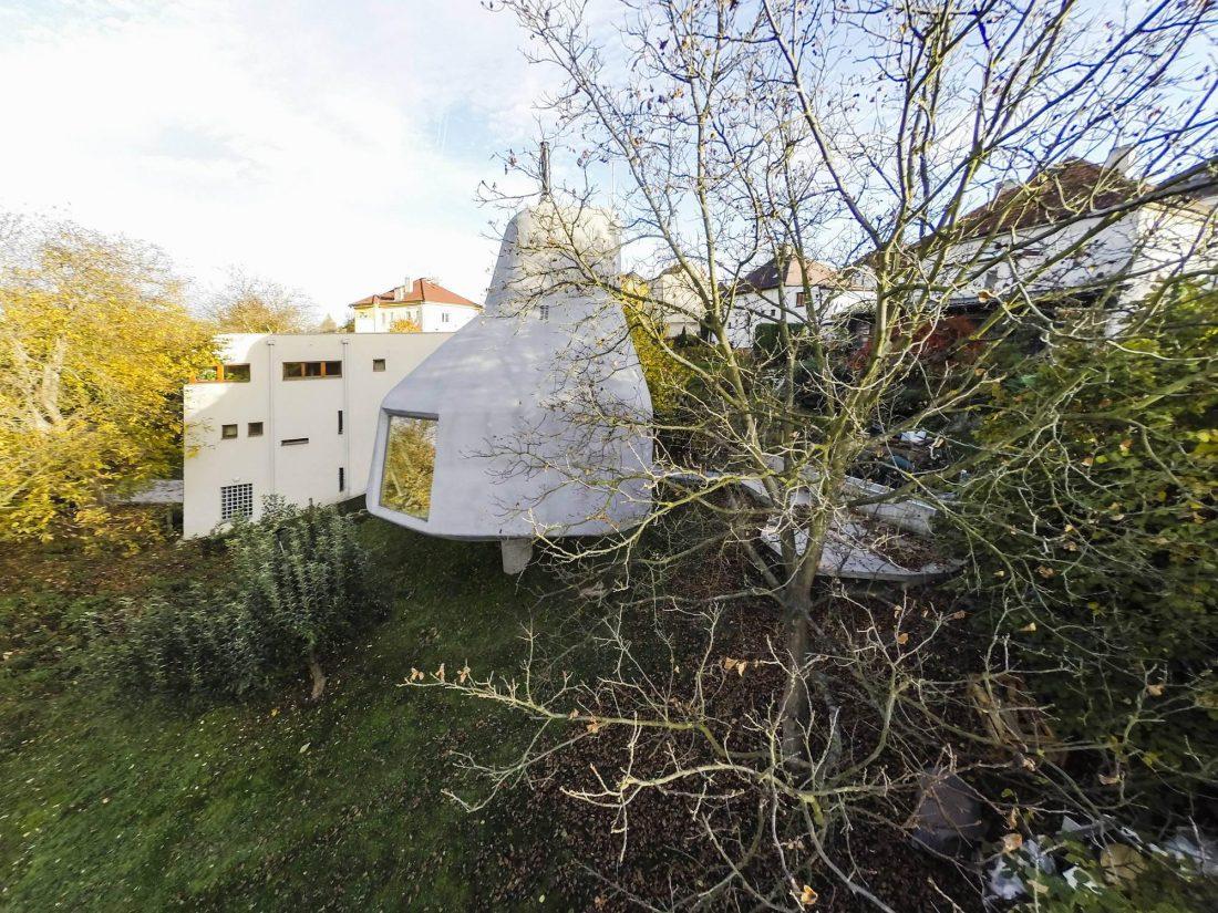 Семейный дом-дерево от студии SEPKA ARCHITEKTI 18